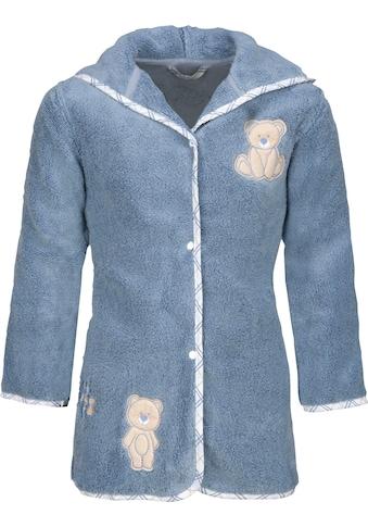 Kinderbademantel »Teddy«, Vossen kaufen
