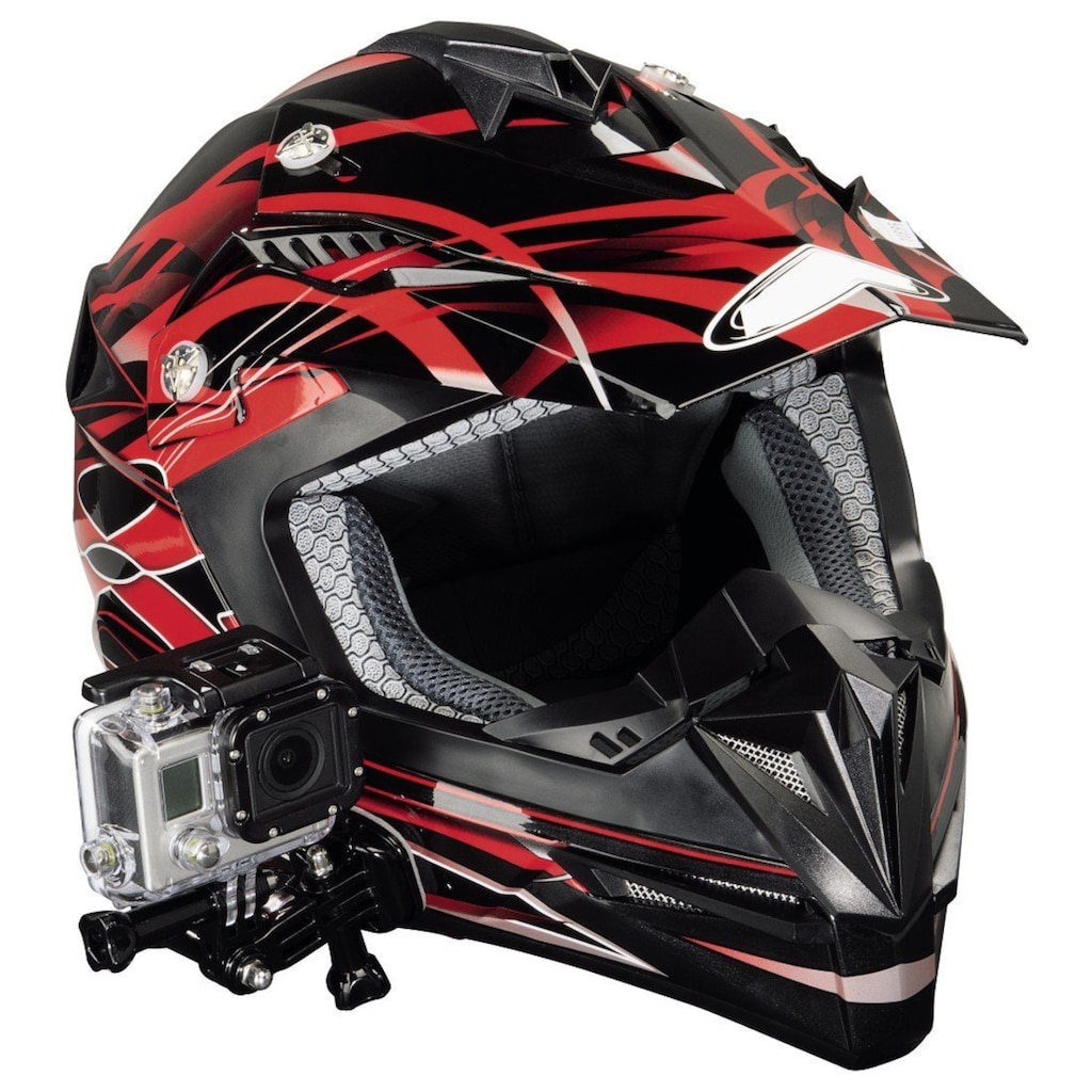 Hama Helmhalterung Seite für GoPro