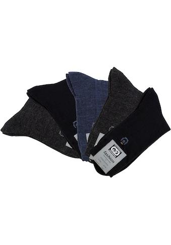 Freizeitsocken »3088 Nordpol Fashion Socke Plüschsohle«, 2er-Pack kaufen