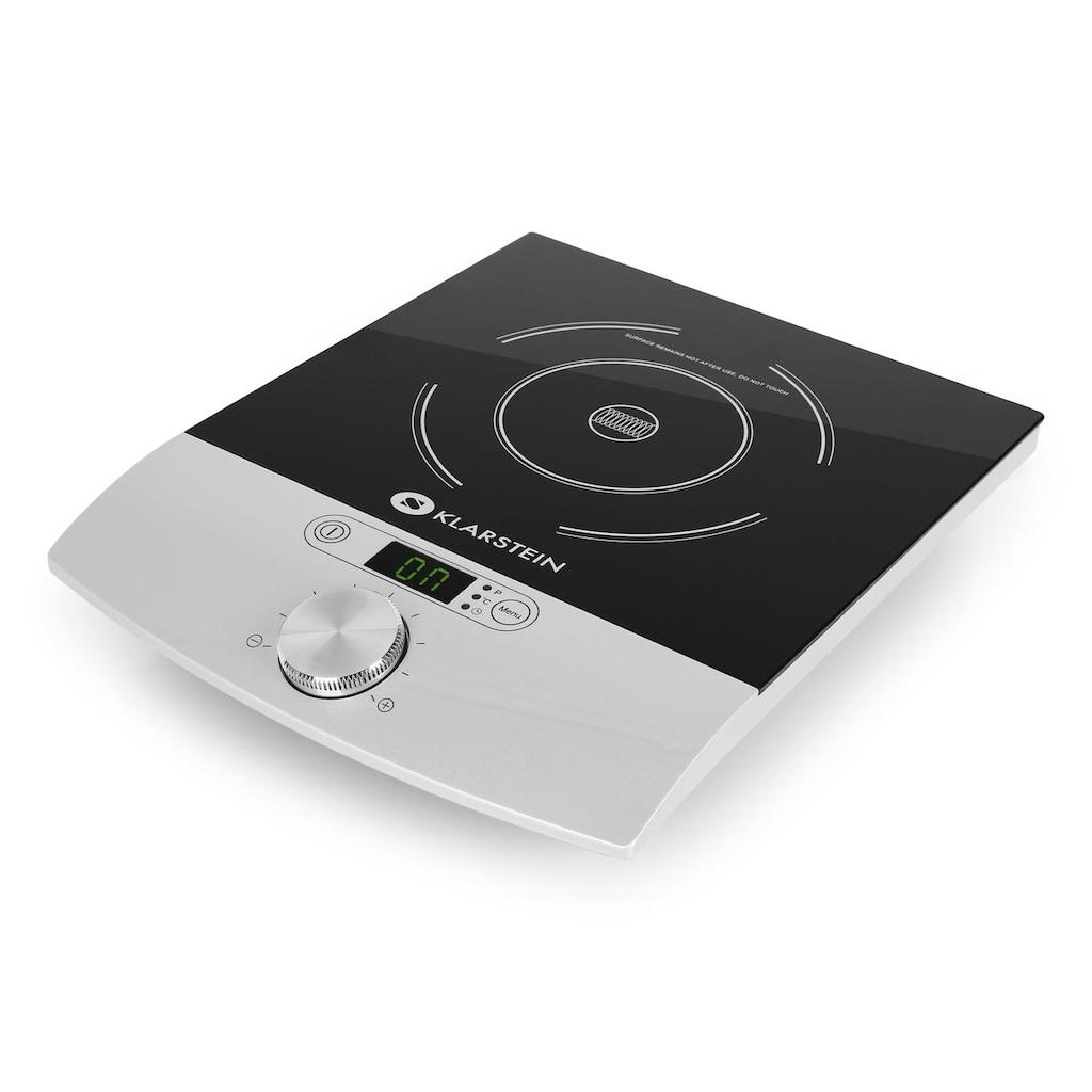 Klarstein Einzel-Induktions-Kochfeld 1800W Timer »VariCook Single«