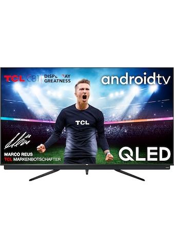 "TCL QLED-Fernseher »65C815X1«, 164 cm/65 "", 4K Ultra HD, Smart-TV, integrierter ONKYO... kaufen"
