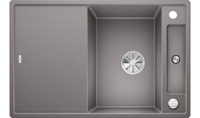 BLANCO Granitspüle »AXIA III 45 S«, aus SILGRANIT®, benötigte Unterschrankbreite: 45 cm kaufen
