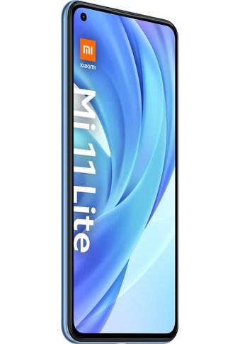 """Xiaomi Smartphone »Mi 11 Lite«, (16,6 cm/6,55 """", 128 GB Speicherplatz, 64 MP Kamera),... kaufen"""