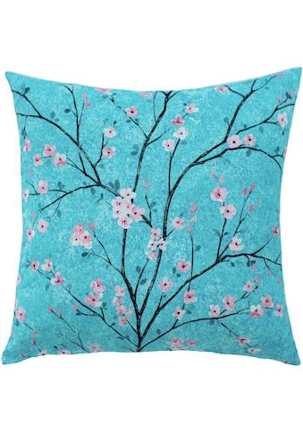 HOMING Kissenhülle »Kirschblüte« kaufen