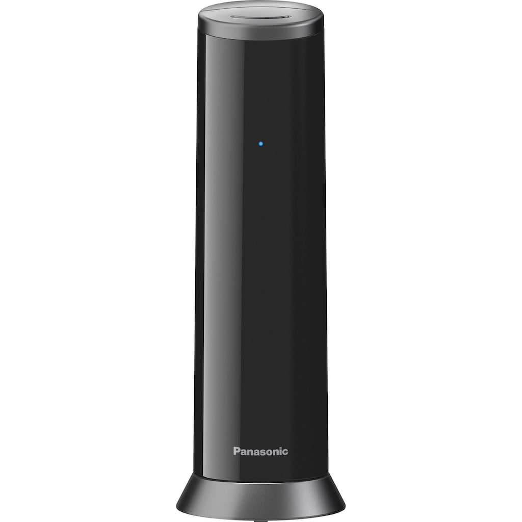 Panasonic Schnurloses DECT-Telefon »KX-TGK220«, (Mobilteile: 1 ), 4 Wege Navigationstaste