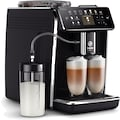 Saeco Kaffeevollautomat »GranAroma SM6580/00«, individuelle Personalisierung mit CoffeeMaestro, 14 Kaffeespezialitäten