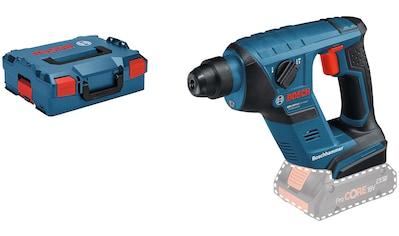 Bosch Professional Powertools Akku-Bohrhammer »GBH 18 V-LI Compact Professional«, (1... kaufen