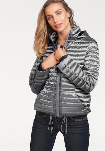 Aniston CASUAL Daunenjacke, gemustert oder unifarben kaufen