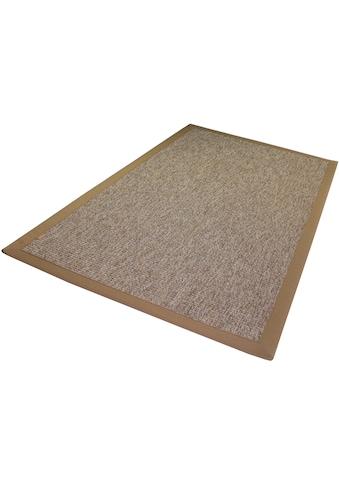 Dekowe Teppich »Naturino Classic«, rechteckig, 8 mm Höhe, Flachgewebe, Sisal-Optik,... kaufen