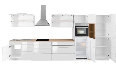 HELD MÖBEL Küchenzeile »Wien«, mit E-Geräten, Breite 430 cm kaufen