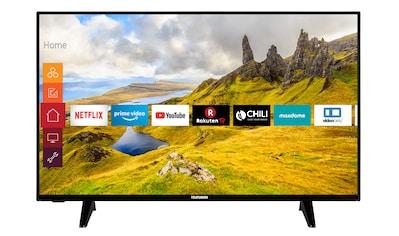 Telefunken Fernseher (50 Zoll, 4K UHD, Smart TV, HDR) »XU50J521« kaufen