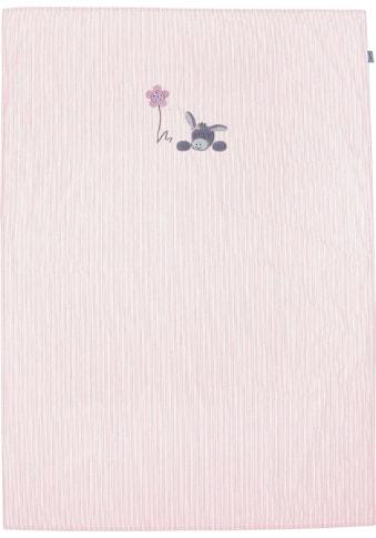 Sterntaler® Babydecke »Emmi Girl«, mit Streifen kaufen