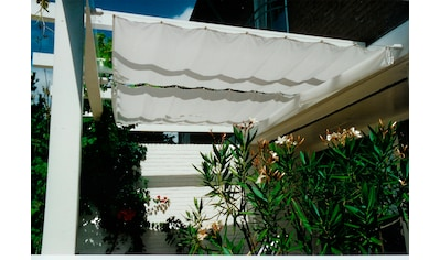 FLORACORD Sonnensegel , BxL: 330x140 cm, elfenbeinfarben kaufen
