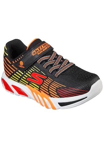 Skechers Kids Sneaker »Blinkschuh FLEX-GLOW ELITE«, mit blinkender Laufsohle kaufen