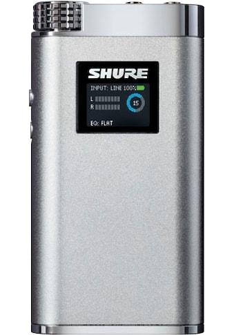 Shure Audioverstärker »SHA900 Portabler Kopfhörer«, für Kopfhörer und Ohrhörer kaufen