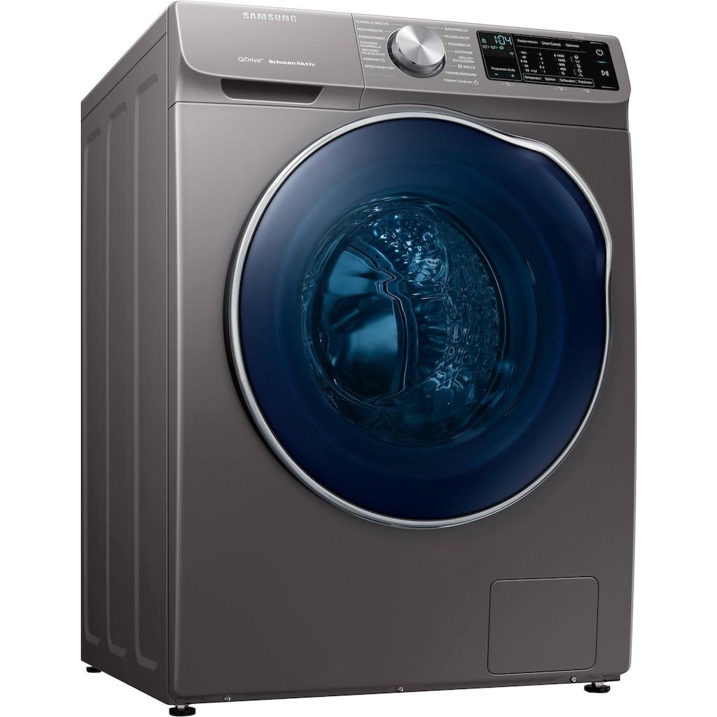 Samsung Waschtrockner »WD8EN642OAX«, WD6600 QuickDrive, 49 dB