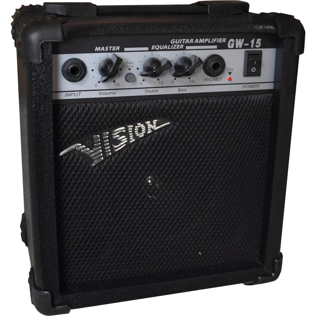 Verstärker »MSA - GW 15«, für Gitarren