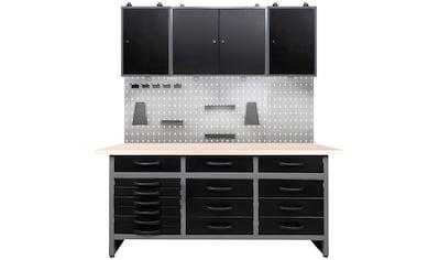 ONDIS24 Werkstatt - Set 160 cm, mit LED kaufen