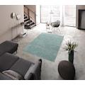 Home affaire Hochflor-Teppich »Shaggy 30«, rechteckig, 30 mm Höhe