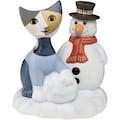 Goebel Tierfigur »Bella pupazzo di neve«