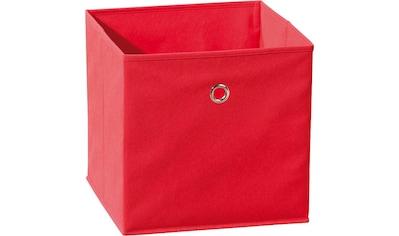 INOSIGN Faltbox »Winny Rot« kaufen