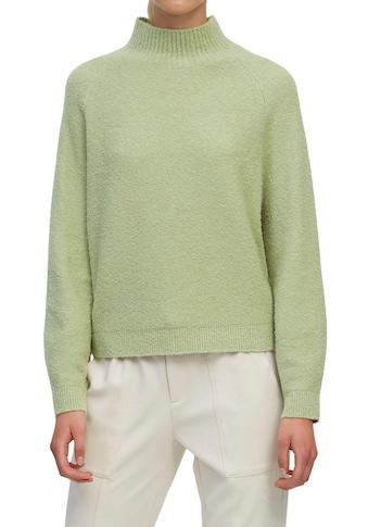 Marc O'Polo Stehkragenpullover, aus wärmendem Material kaufen