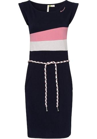 Ragwear Shirtkleid »TARAYA ORGANIC«, (2 tlg., mit abnehmbarem Gürtel), im... kaufen