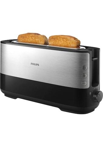 Philips Toaster »HD2692/90«, für 2 Scheiben, 950 Watt kaufen