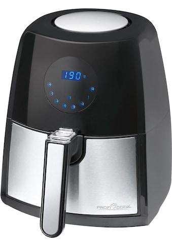 ProfiCook Heissluftfritteuse »PC-FR 1147 H«, Fassungsvermögen 0,5 kg kaufen