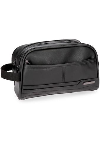 Movom Kosmetiktasche »schwarz« kaufen