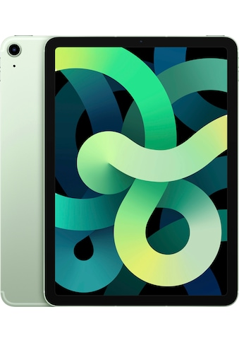 Apple Tablet »iPad Air (2020) Wi-Fi + Cellular 64GB«, inkl. Ladegerät kaufen