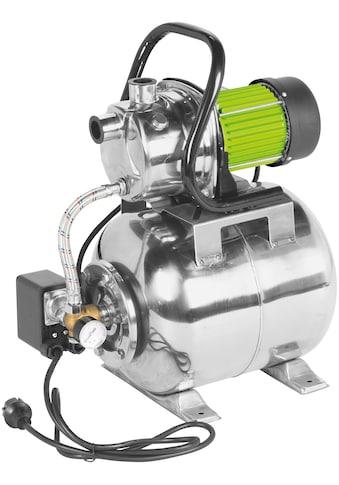 ZIPPER Hauswasserwerk »ZI - HWW1200N«, 3.800 l/h max. Fördermenge kaufen