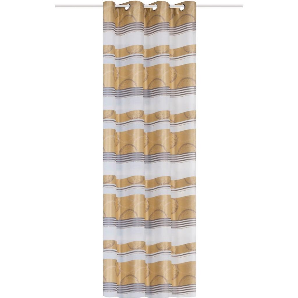 HOME WOHNIDEEN Vorhang »NAIKE«, HxB: 245x140, Jacquardmusterung