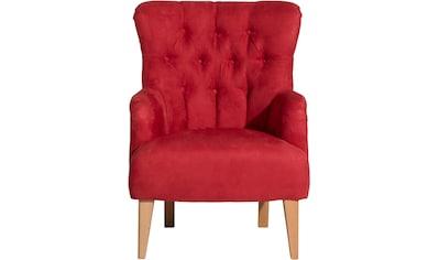 Max Winzer® Sessel »Bradley« kaufen