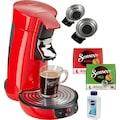 Senseo Kaffeepadmaschine »SENSEO® Viva Café HD6563/80«, inkl. Gratis-Zugaben im Wert von 14,- UVP