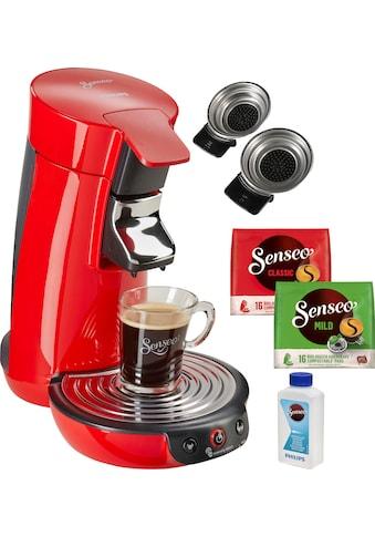 Senseo Kaffeepadmaschine »SENSEO® Viva Café HD6563/80«, inkl. Gratis-Zugaben im Wert von 14,- UVP kaufen