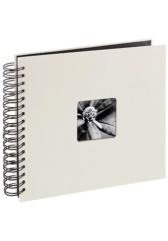"Hama Spiralalbum 28 x 24 cm, 50 Seiten, Photoalbum "" Fine Art kaufen"