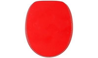 Sanilo WC-Sitz »Basic«, mit Absenkautomatik kaufen