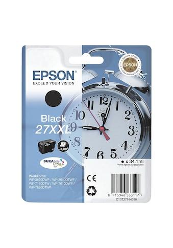 Epson Tintenpatrone XXL Nr. 27 »T2791« kaufen