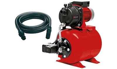 Einhell Hauswasserwerk »GC-WW 6538 Set«, 3.800 l/h max. Fördermenge kaufen