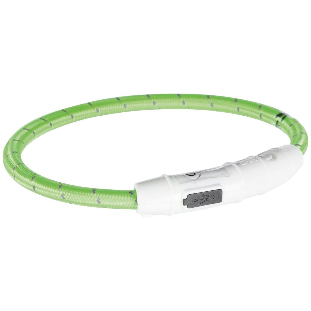 TRIXIE Hunde-Halsband »USB Flash«, Kunststoff-Nylon, in versch. Größen