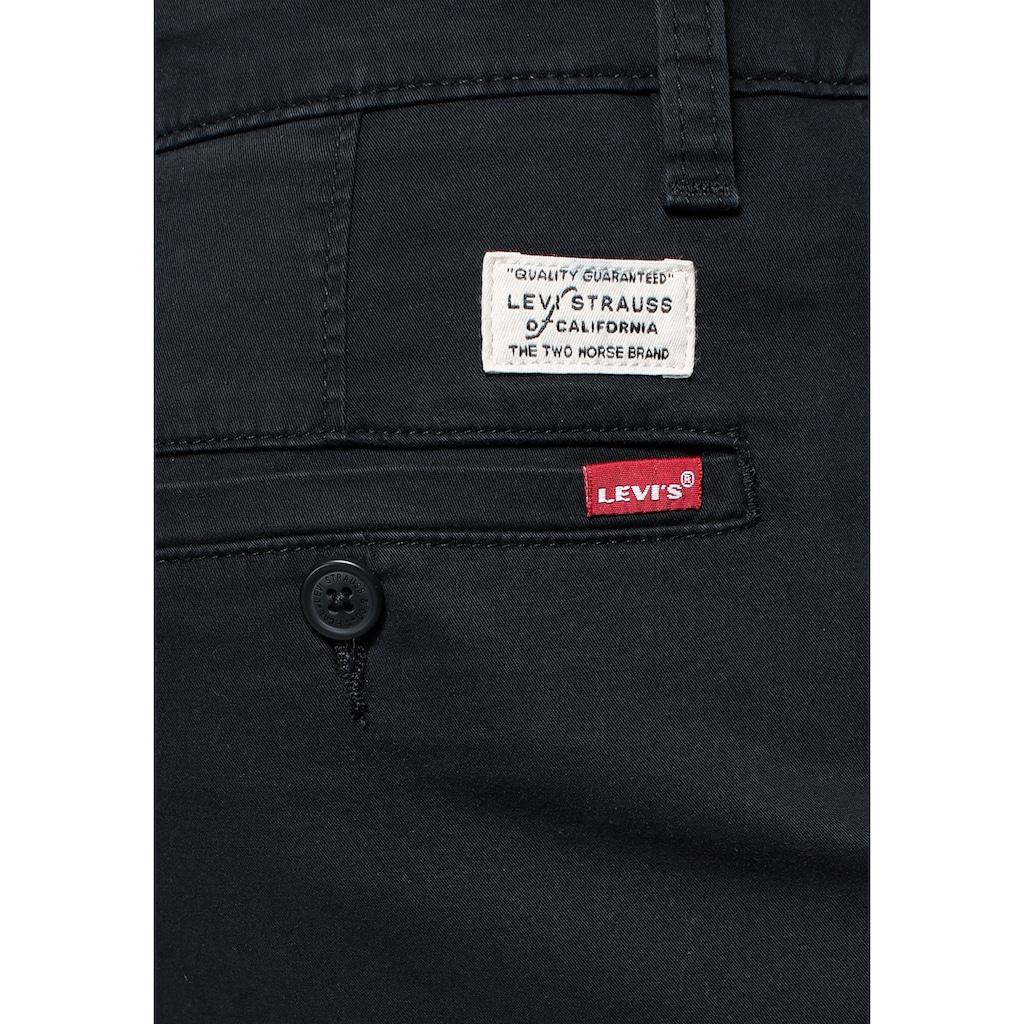 Levi's® Chinoshorts, mit Logobadge