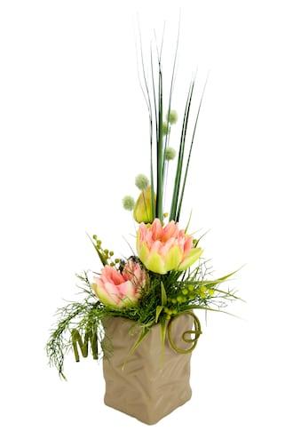 I.GE.A. Kunstpflanze »Seerosen« (1 Stück) kaufen