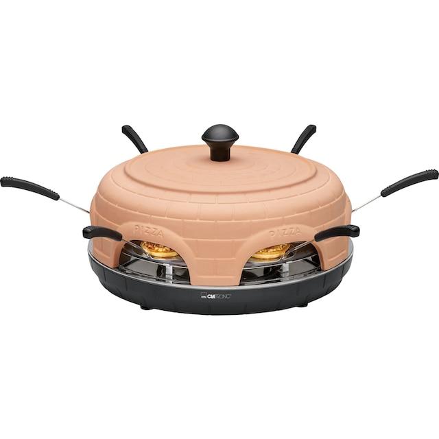 CLATRONIC, Pizzaofen »PO 3682«, Grill