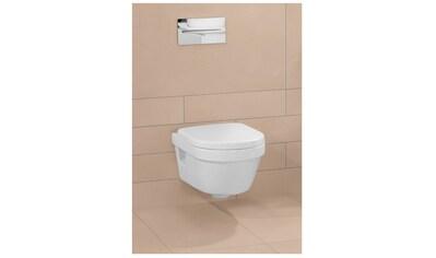 VILLEROY & BOCH Wand - WC »Architectura«, Ohne Spülrand kaufen