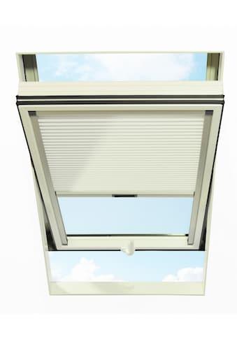 RORO Türen & Fenster Dachfensterplissee, blickdicht, in Führungsschienen, BxH: 94x118 cm kaufen