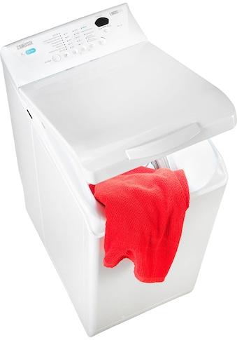 Zanussi Waschmaschine Toplader »ZWQ71235SI«, ZWQ71235SI kaufen
