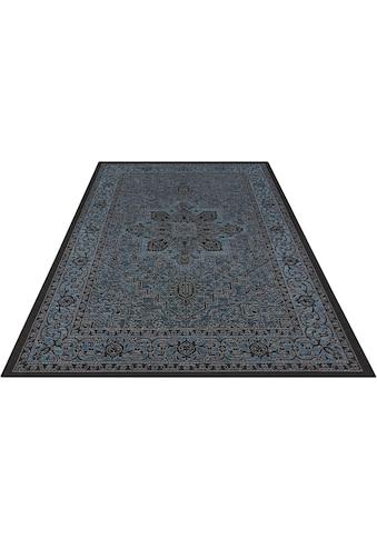 Teppich, »Anjara«, bougari, rechteckig, Höhe 4 mm, maschinell gewebt kaufen