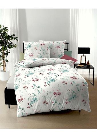 Kaeppel Bettwäsche »Mila«, mit Blumen kaufen