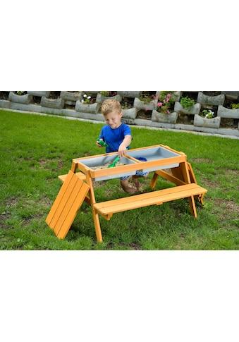 GASPO Kindersitzgruppe »Gustav«, Picknicktisch, BxTxH: 85x89x48,5 cm kaufen